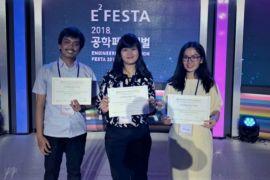 Alat penerjemah bahasa isyarat ITB menang ajang desain di Korsel