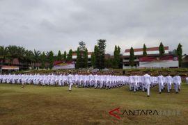 Wakil Presiden lantik 1.994 muda Praja IPDN