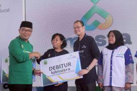 Di Masjid Leuwiliang Bogor Gubernur Jabar luncurkan Kredit Mesra