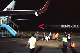 Pesawat Lion Air tabrak tiang koordinat Bandara Bengkulu