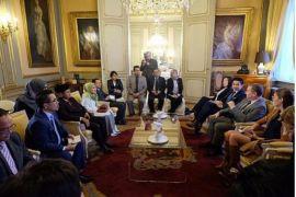 Delegasi Jabar jajaki peluang pasar ke Belgia