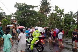 BPBD Cianjur masih mendata wilayah terdampak puting beliung