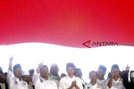 Deklarasi dukungan Jokowi Ma'ruf Amin