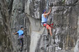 Indonesia climbing festival