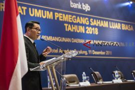 Ridwan Kamil apresiasi dengan kinerja Bank BJB