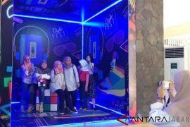 Suguhan spot foto instagramable di DiploFest Bandung