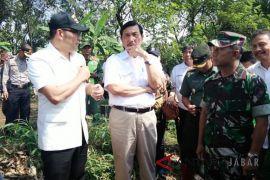Gubernur Jabar petakan program jangka pendek penataan Sungai Citarum