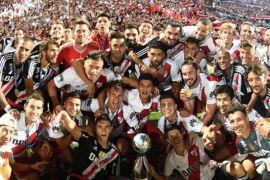 River Plate  juara Piala Libertadores setelah tundukkan Boca Juniors