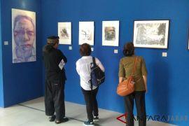 Alumni seni rupa ITB gelar pameran 'Drawing Dialog