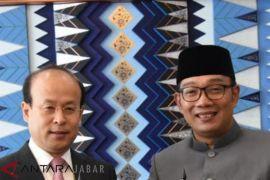 Gubernur Jabar sebut Tiongkok sediakan Rp3 triliun tertarik investasi di Cikarang