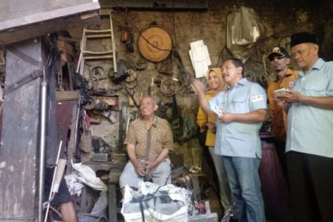 Yossi-Aries Supriatna janji cetak 50.000 wirausaha baru di Kota Bandung