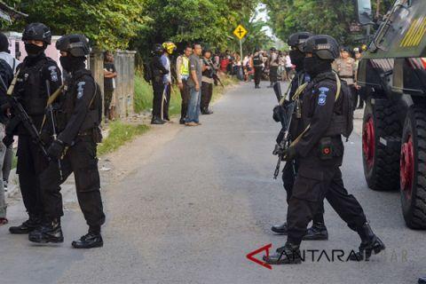 Kapolda: 25 terduga teroris diamankan di Jabar
