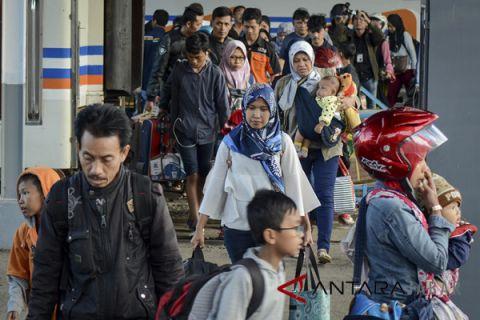 Arus balik stasiun Kiaracondong
