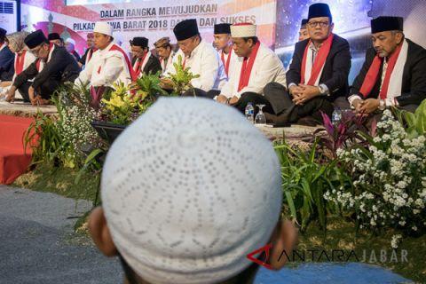 Istigosah untuk Pilkada Jabar