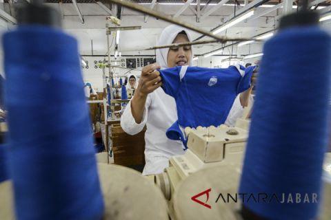 Pertumbuhan industri tekstil