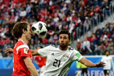 Rusia taklukkan Mesir 3-1