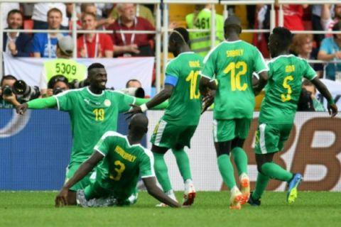 Senegal menang 2-1 atas Polandia
