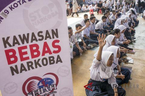 Deklarasi pelajar anti narkoba