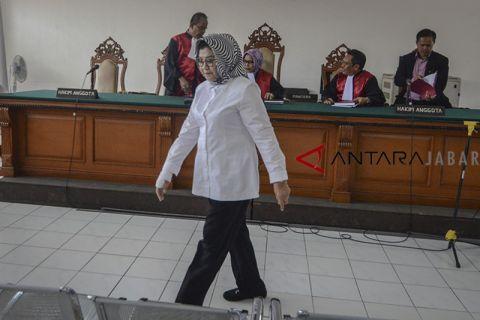Sidang putusan Bupati Subang ditunda