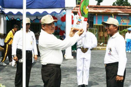 Tiga napi lapas Cirebon langsung bebas saat HUT Ke-73 Tahun RI