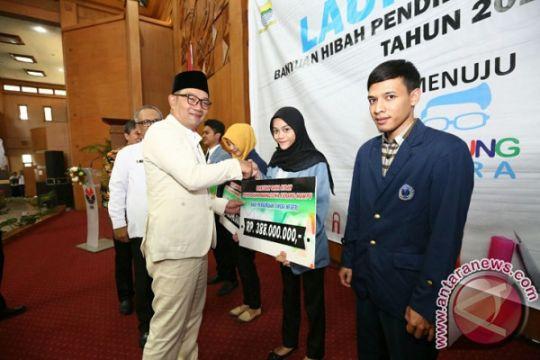 Pemkot Bandung Beri Hibah Pendidikan Rp30 Miliar