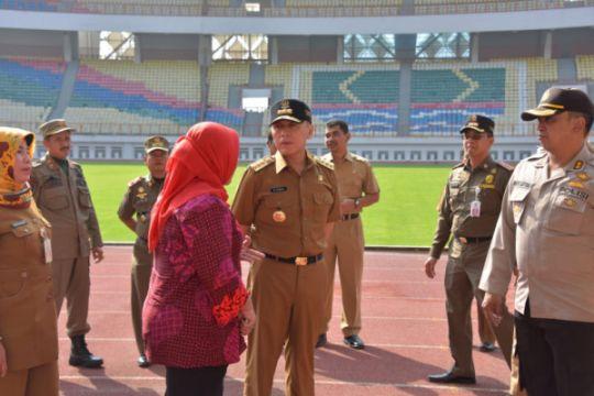 Stadion Wibawa Mukti Bekasi siap gelar laga Asian Games