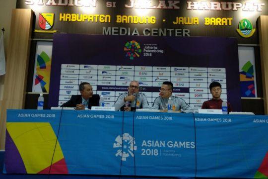 Pelatih China: Bermain menekan kunci kemenangan tim