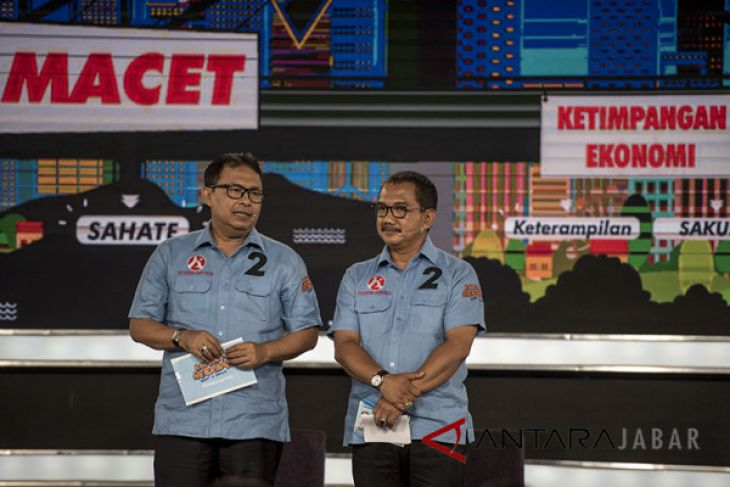 Debat kedua Pilwakot Bandung