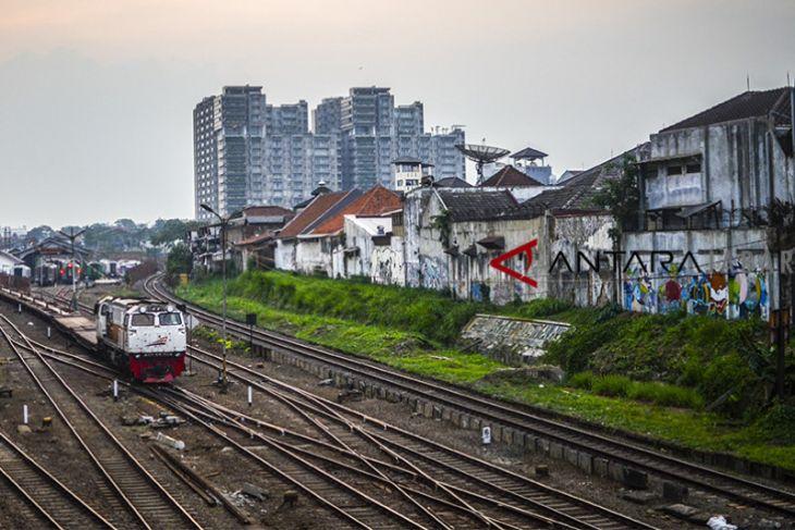 Reaktivasi jalur kereta di Bandung