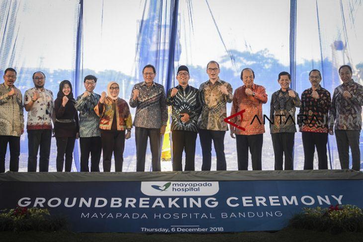 Groundbreaking Mayapada Hospital