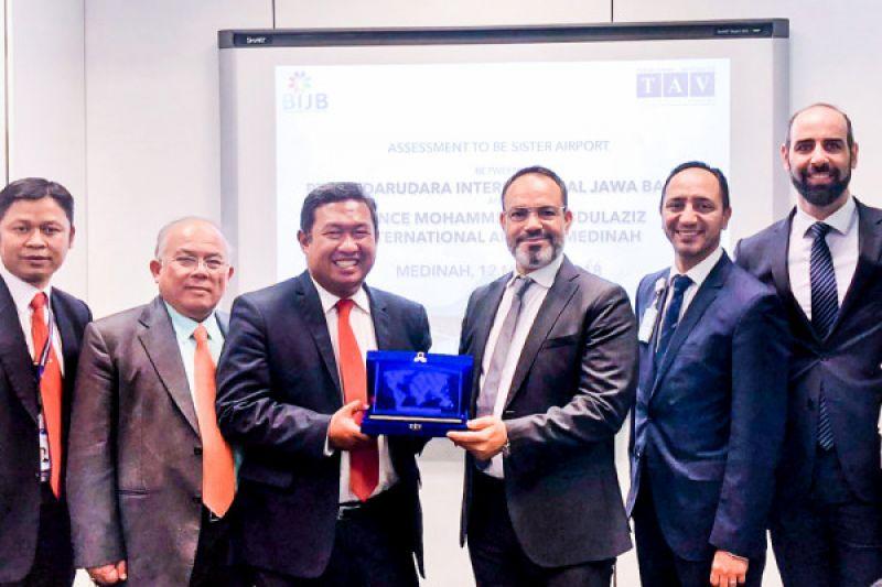 PT BIJB-Bandara Madinah jajaki kerja sama penerbangan haji-umroh