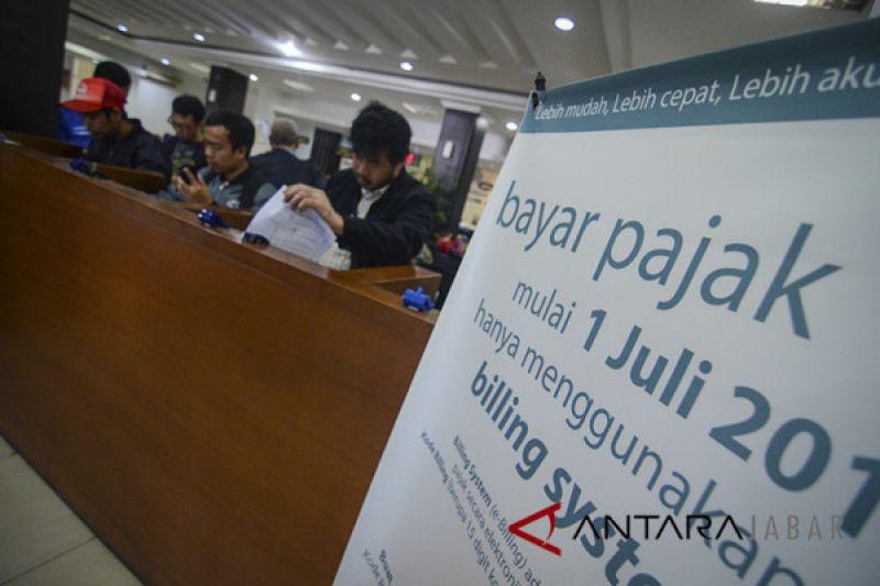 DPRD Jabar apresiasi capaian pedapatan sektor pajak