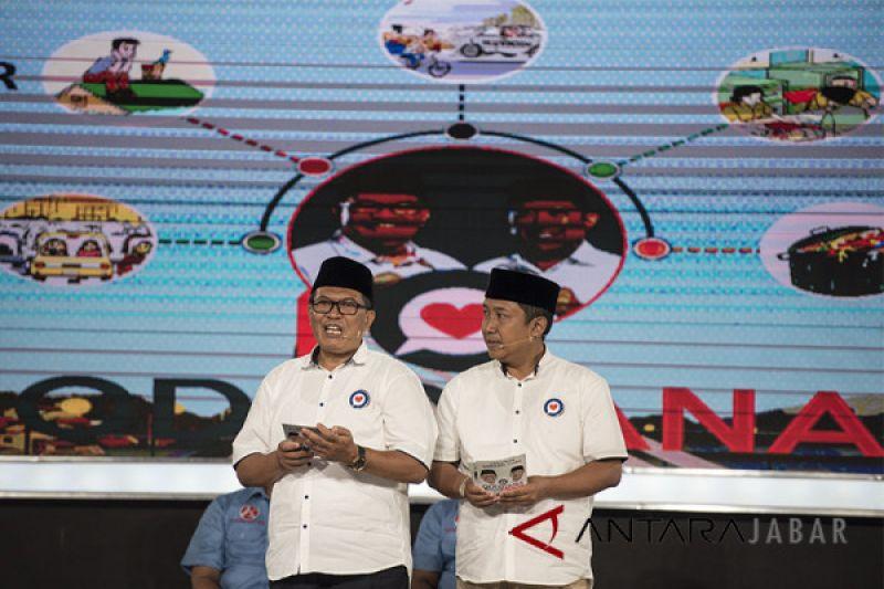 Wakil Wali Kota Bandung apresiasi deklarasikan