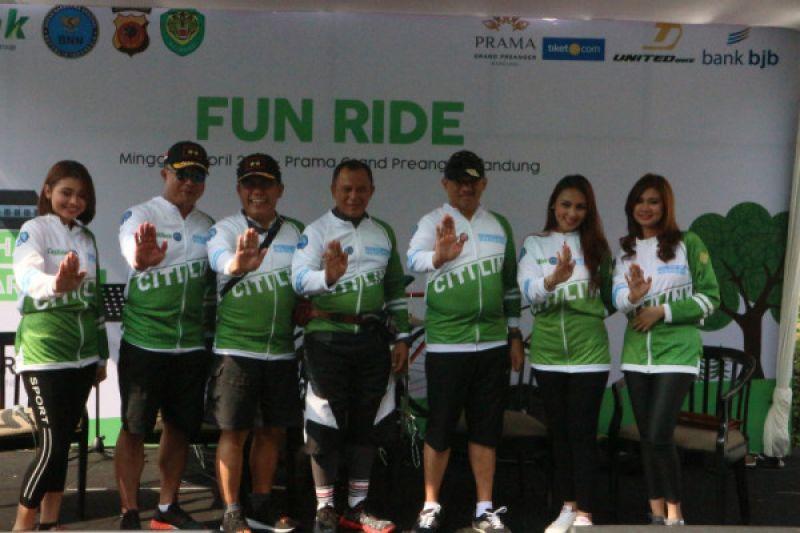 Citilink Indonesia-BNN dorong masyarakat bekerja sehat tanpa narkoba