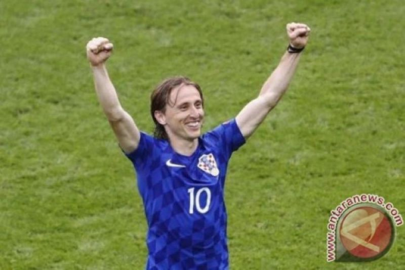 Kroasia dan Denmark menang