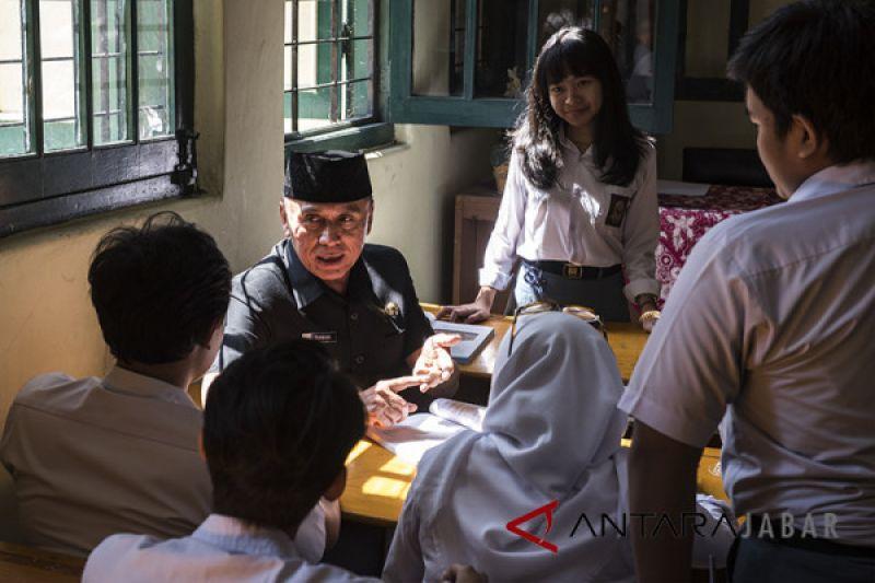 123.000 siswa di Jabar lolos seleksi jalur NHUN