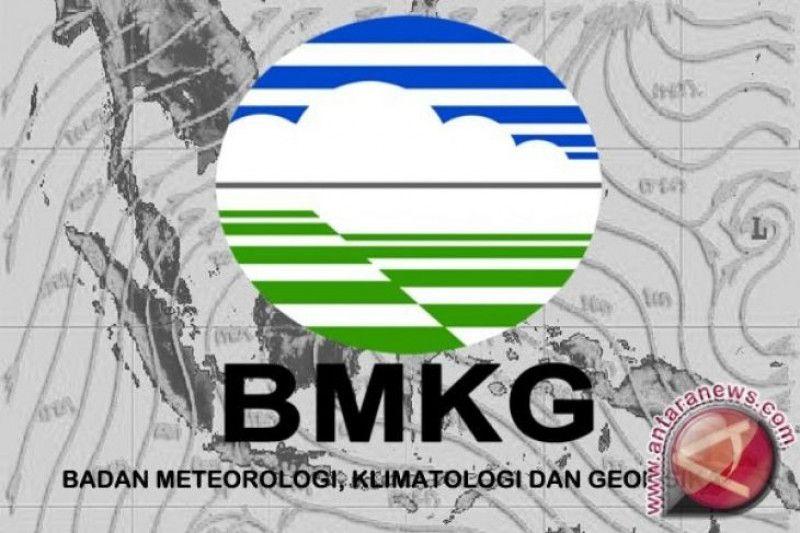 BMKG: waspadai hujan lebat disertai petir di Jabodetabek