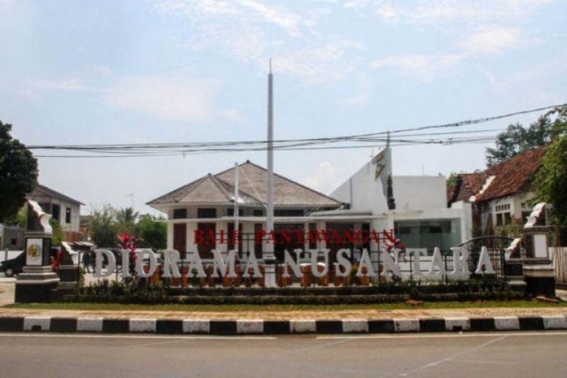 Museum Diorama Purwakarta dipadati pengunjung akhir pekan