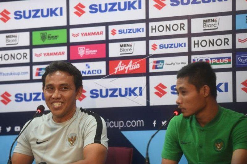 Timnas Indonesia fokus hadapi Filipina di Jakarta, target menang