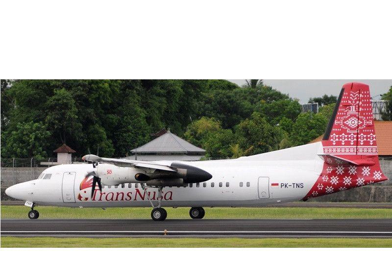 Maskapai TransNusa buka rute BIJB Majalengka - Lampung