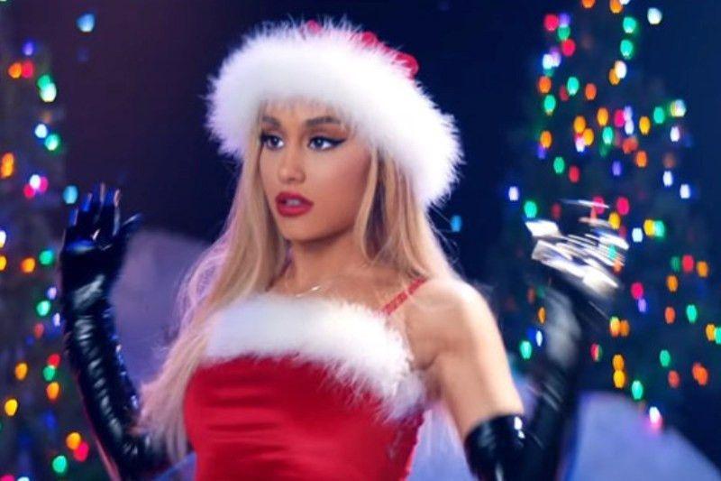 Video klip Ariana Grande 'Thank u, next' pecahkan rekor ditonton