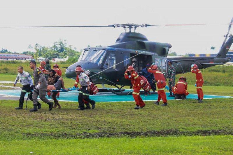 Warga Garut yang bekerja di Nduga Pupua selamat dari penyerangan KKB