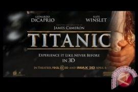 China buat replika Titanic