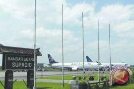 Landasan pacu bandara Supadio Pontianak diperpanjang 3.000 meter