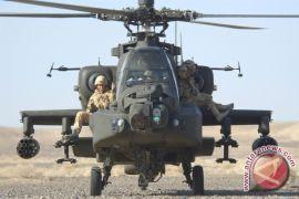 Satu Orang Selamat dari Kecelakaan  Helikopter di Kalimantan