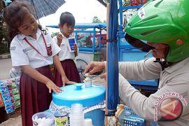 Dinkes Singkawang khawatir virus Hepatitis A berasal dari kantin sekolah