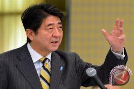 PM Jepang katakan hubungan dengan China di