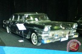 Mobil Kenegaraan Presiden Soekarno Dipamerkan