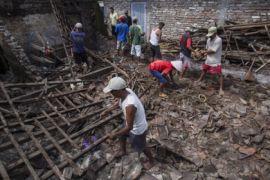14 orang tewas pasca gempa Papua Nugini