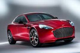 Aston Martin Gandeng Mercedes-Benz Bangun SUV